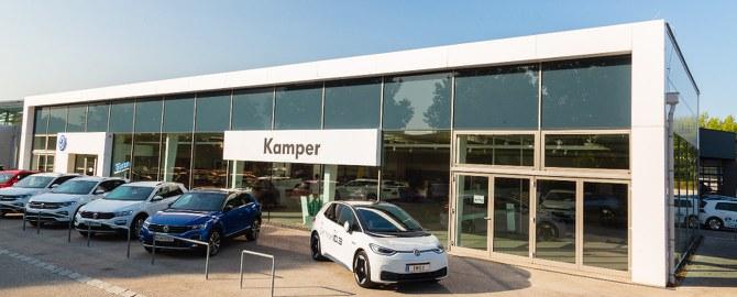 Kamper Eisenstadt