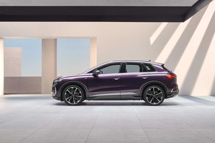 Audi Q4 etron